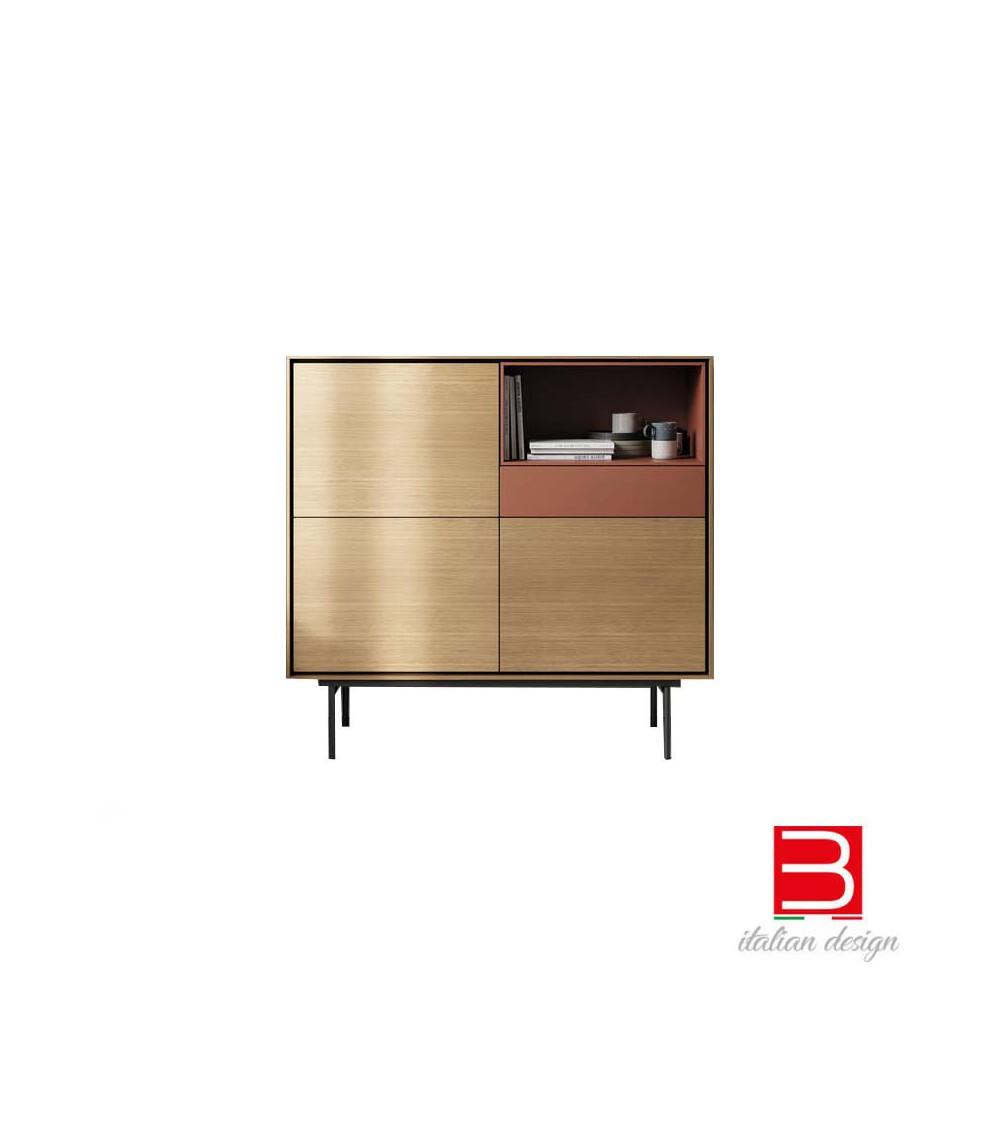 Sideboard Treku Aura 132x47x125 cm