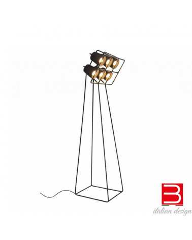 Lampada da terra Seletti Multilamp