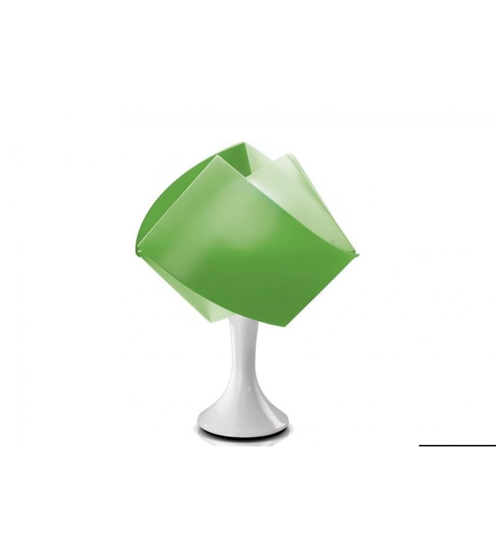 Lampada da tavolo Slamp verde Gemmy