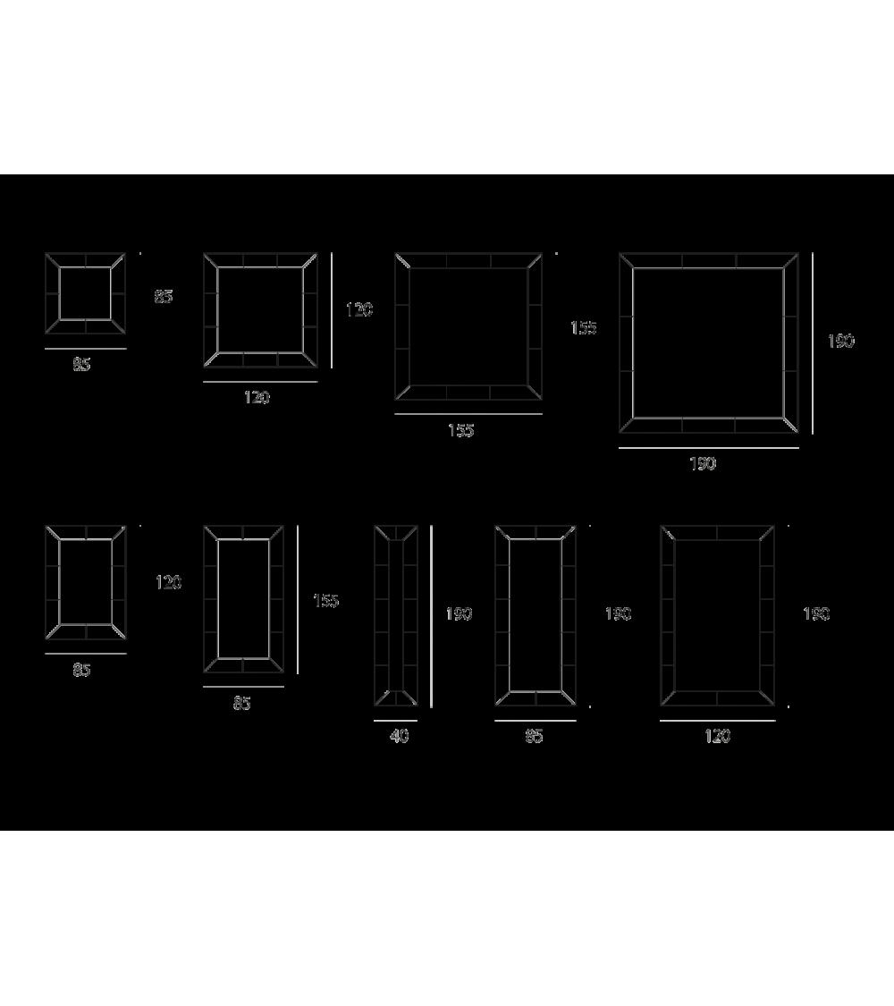 Mirror Riflessi Cube