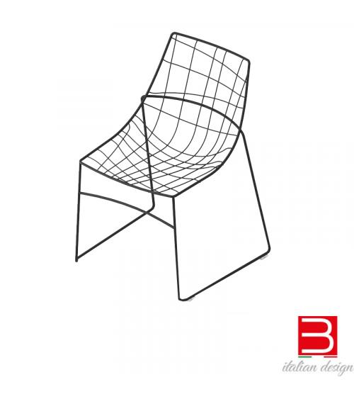 Chair Sovet Italia Keyah Outdoor