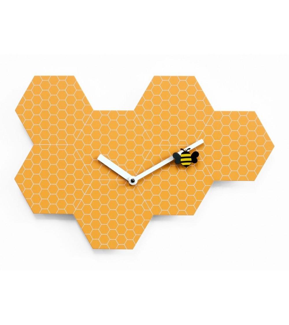 Orologio giallo Progetti 25th year Time2BEE