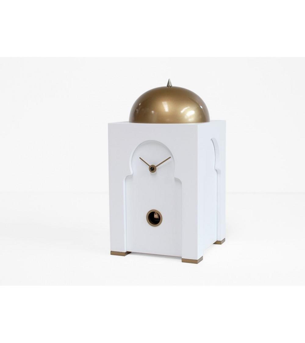 Orologio a cucù bianco Progetti 25th Sheikh