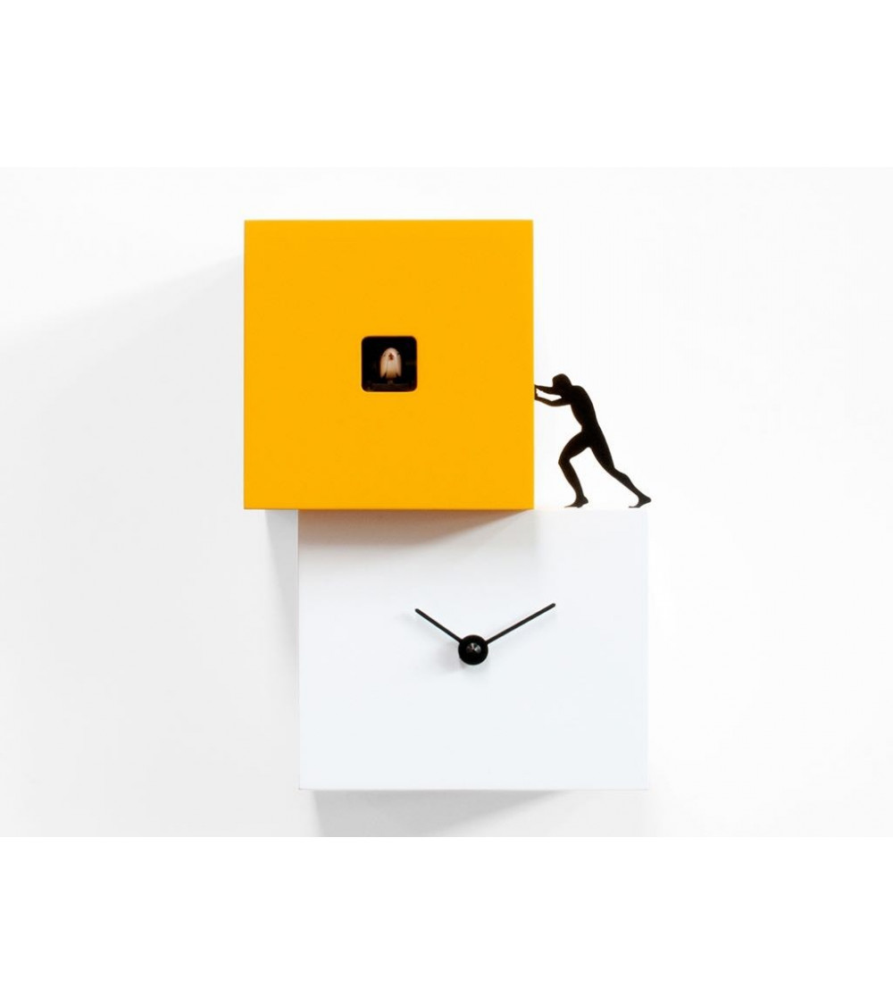 Cuckoo Clock Progetti 25th Strong cucù 1
