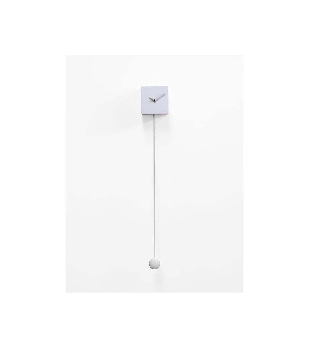 Orologio bianco Progetti 25th Long_Time