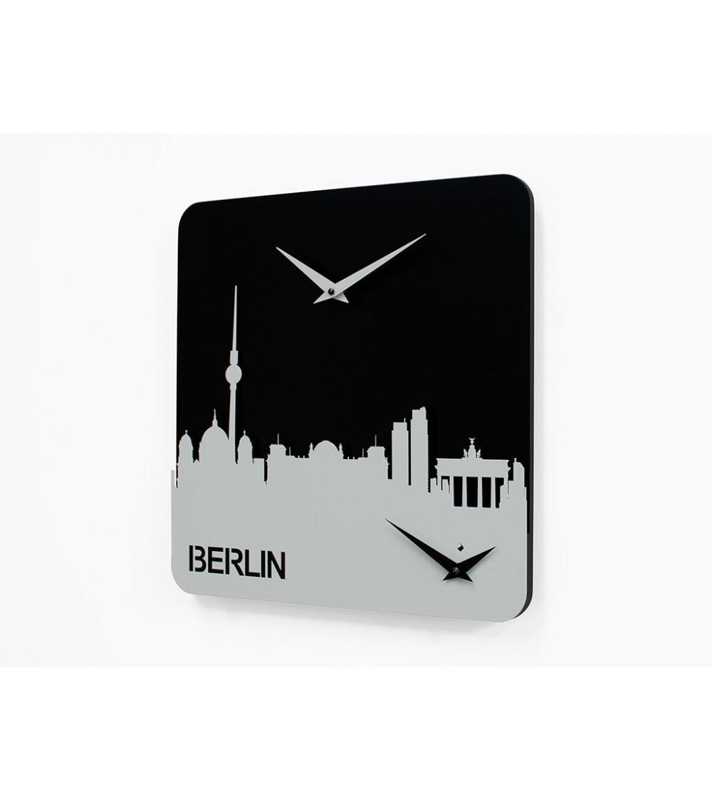 Orologio skyline berlino Progetti 25th Time travel - Berlin