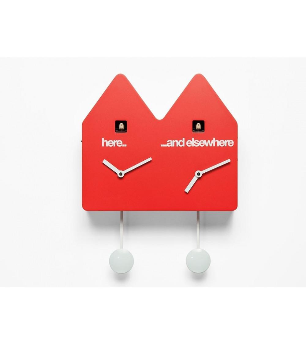 Cuco reloj Progetti 25th Double Q