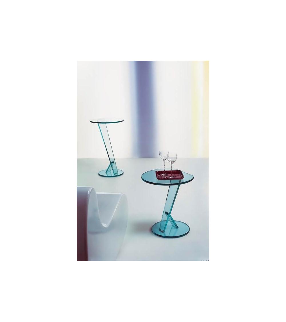 Tavolino in vetro Tonelli Nicchio