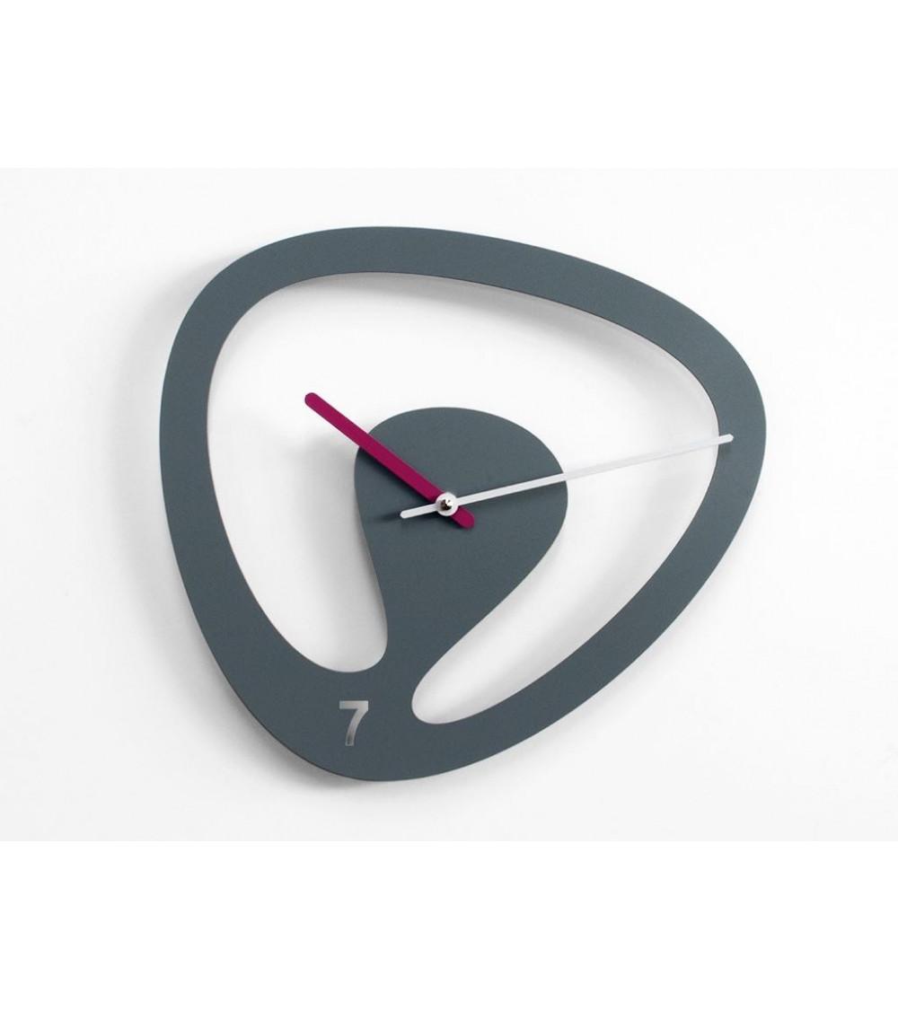 Reloj de pared Progetti 25Th Seven