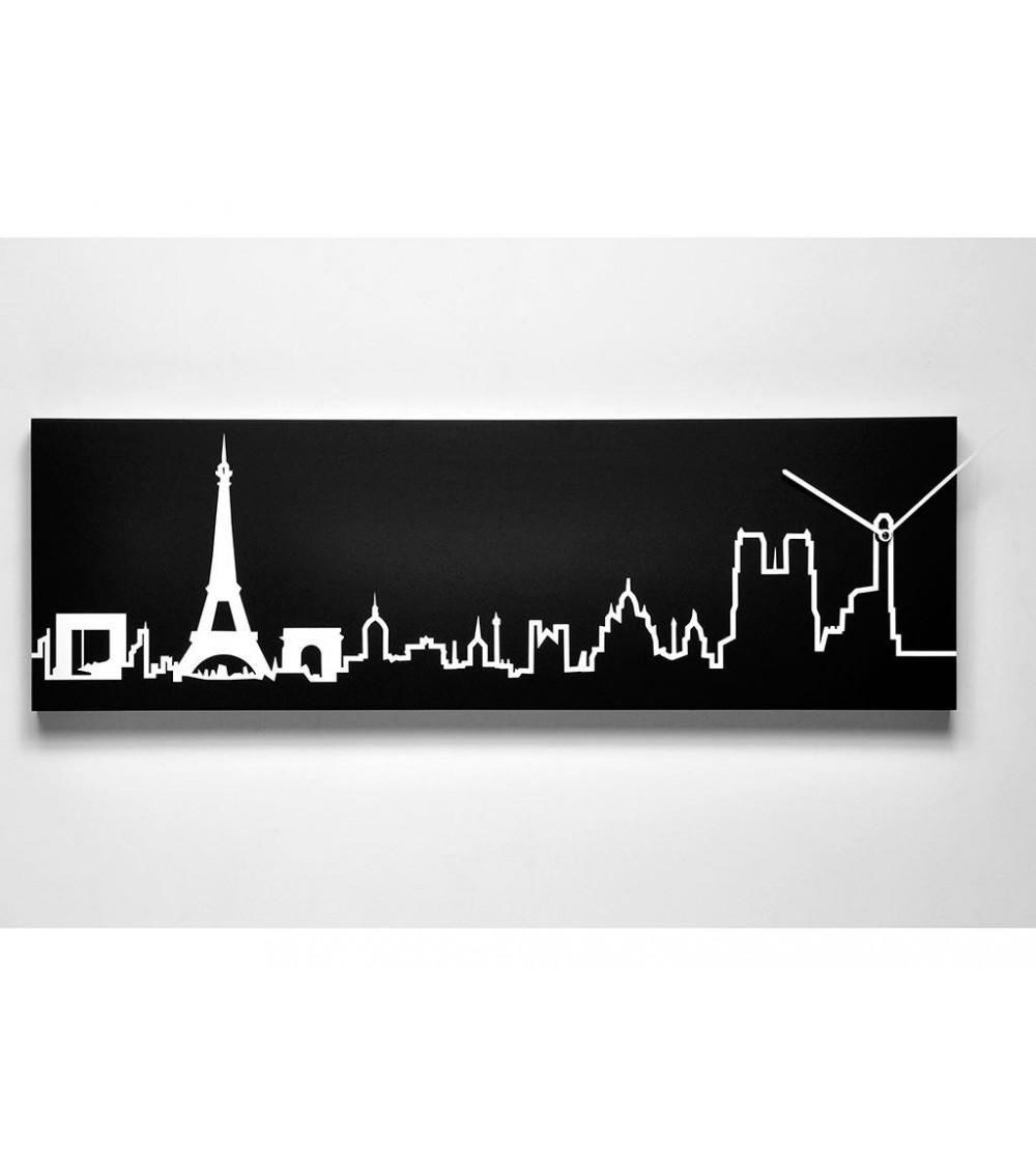 Orologio da parete Parigi Progetti 25th Skyline
