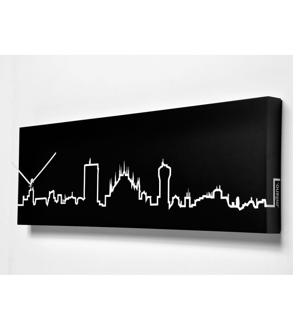 Orologio da parete Milano Progetti 25th Skyline