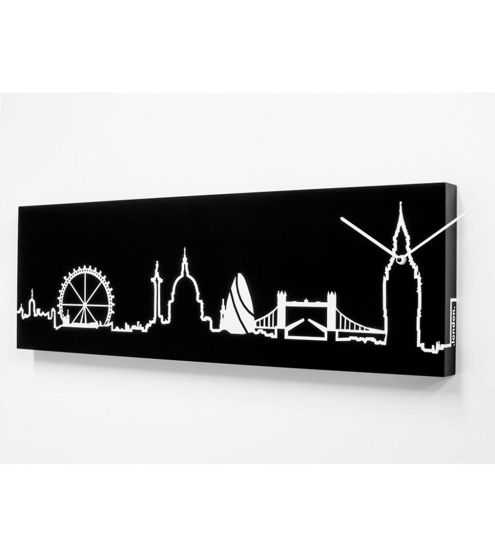 Orologio da parete Londra Progetti 25th Skyline