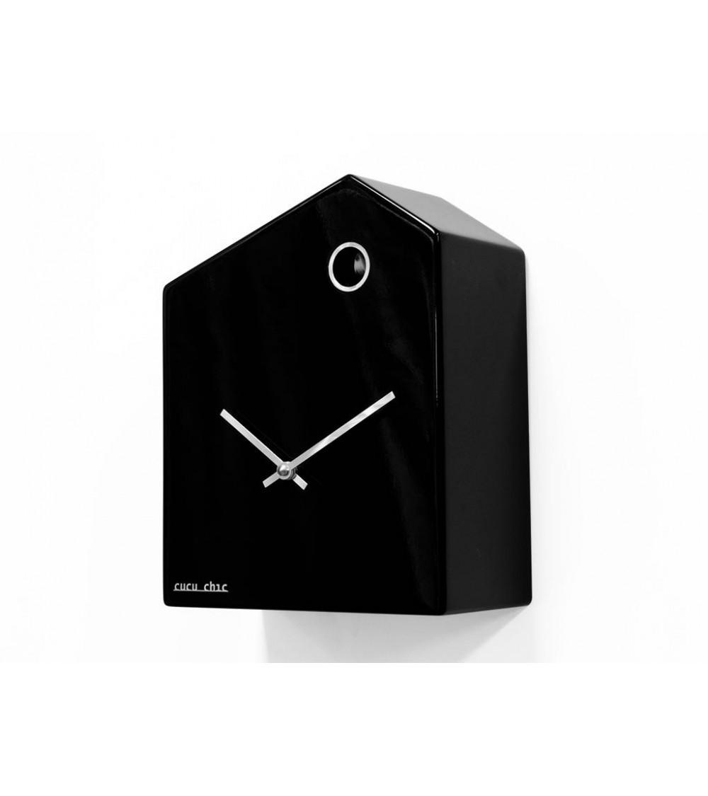Orologio a cucù nero Progetti 25th Cucu_Chic 2