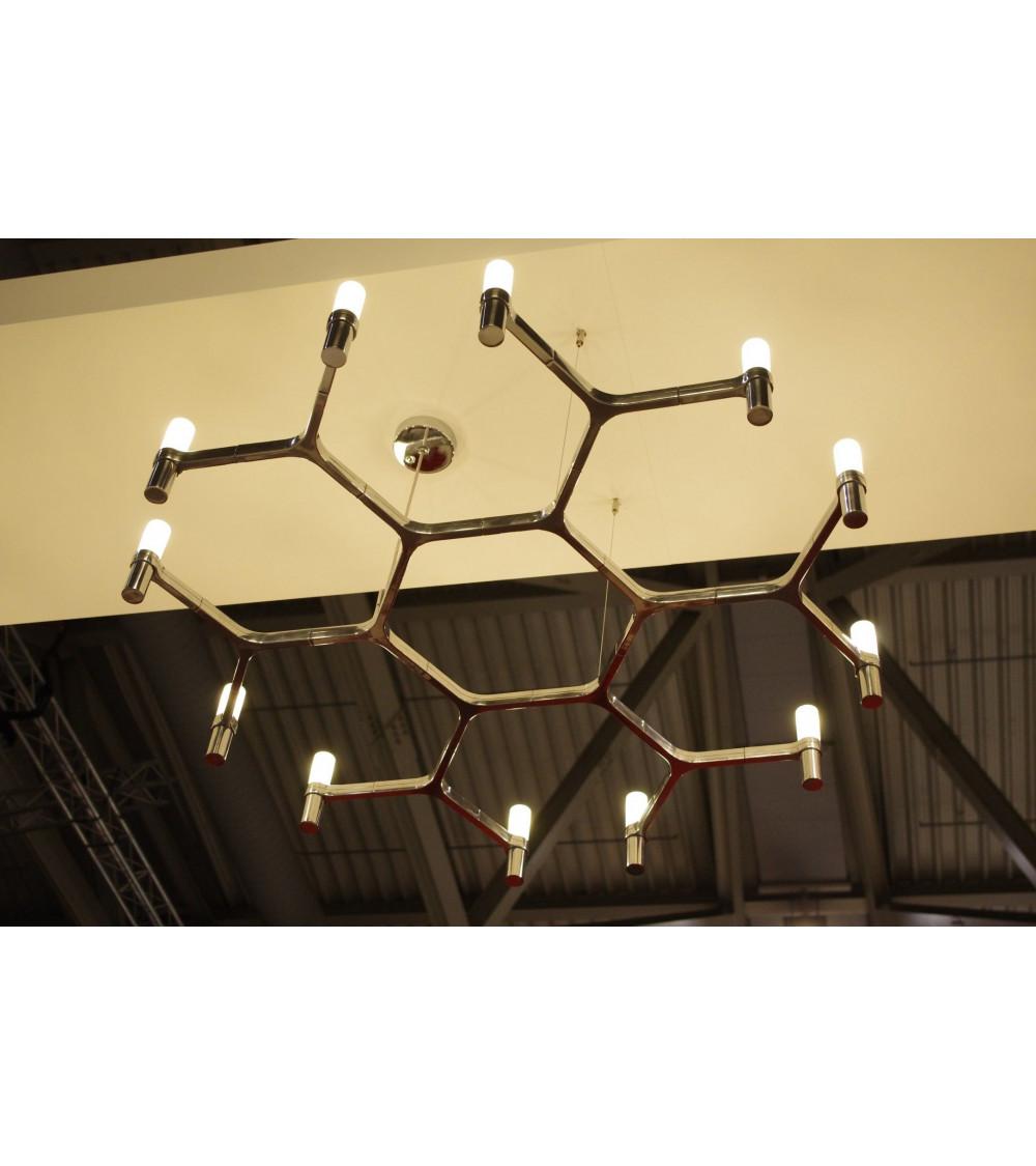 Lampe suspension Nemo Crown Plana Minor