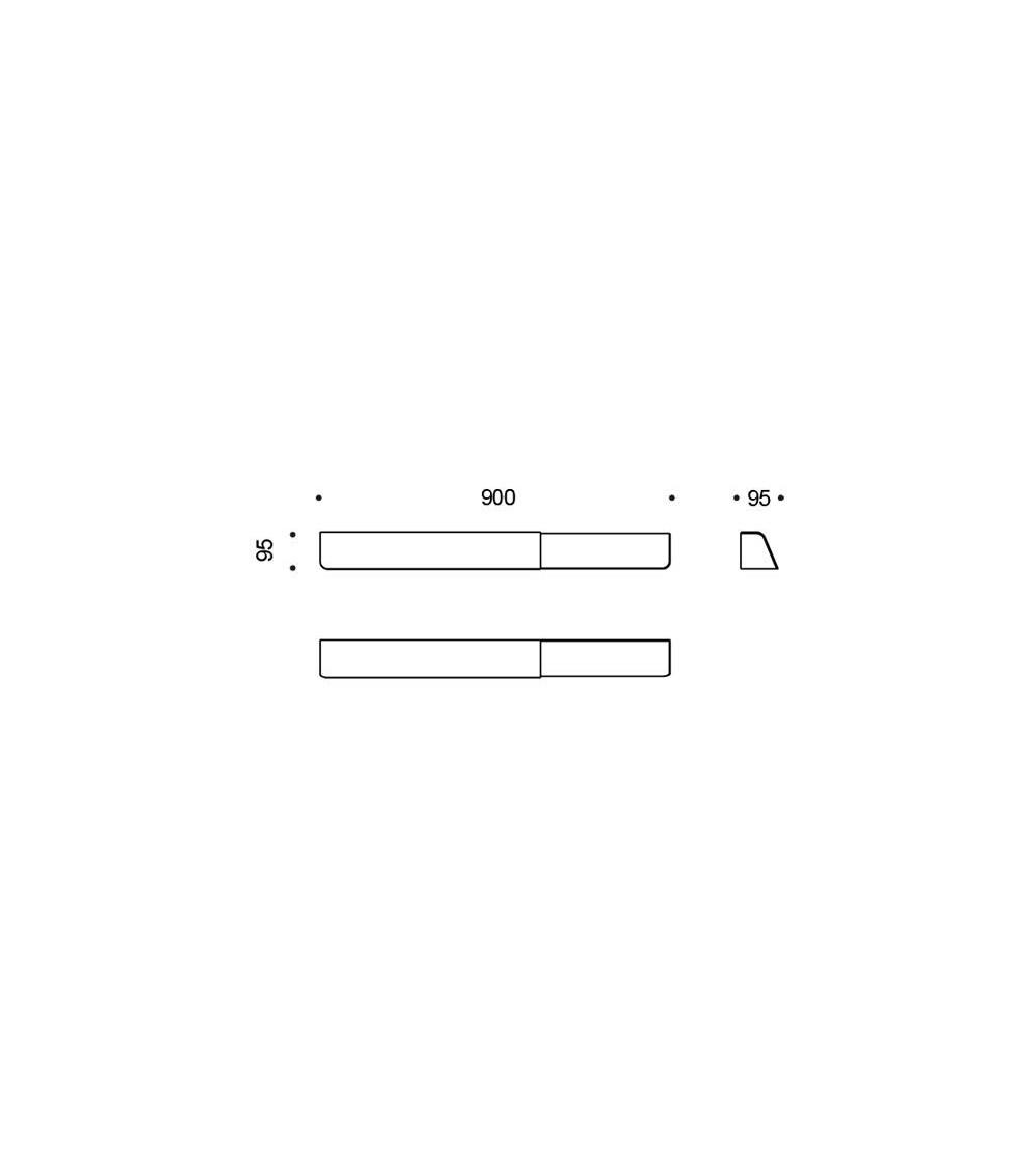 Scheda tecnica Appendiabiti B-Line Dock