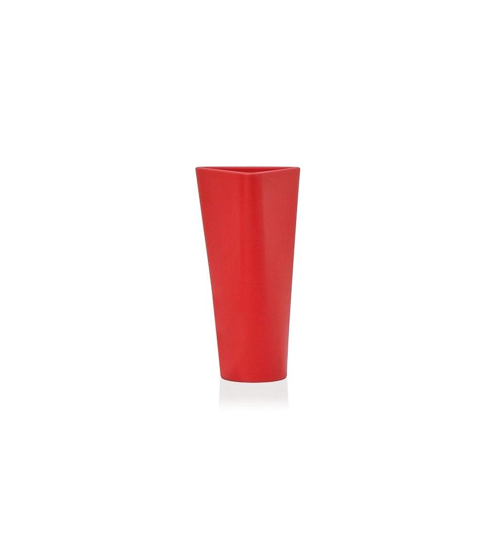 Vaso rosso B-Line Eve