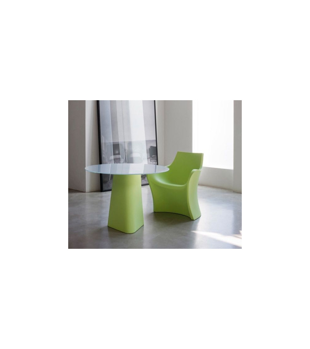 Verde Tavolo B-Line Adam ⌀ 80/H 72