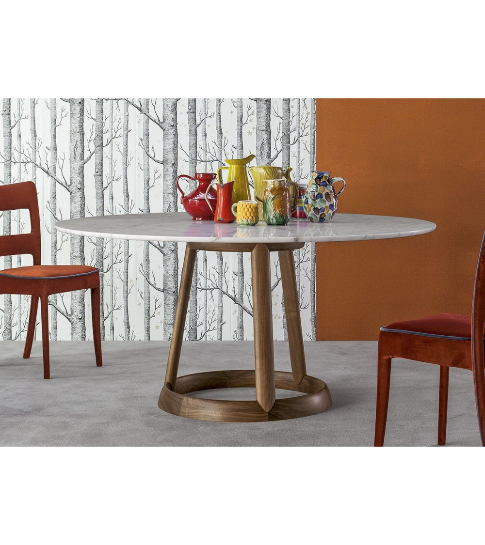 Table Bonaldo Greeny ø140x75cm