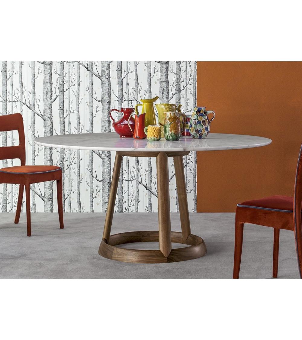 Table Bonaldo Greeny ø160x75cm