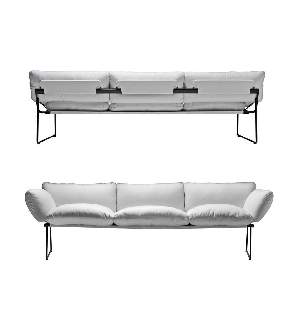 Sofa Driade Elisa outdoor 3 posti