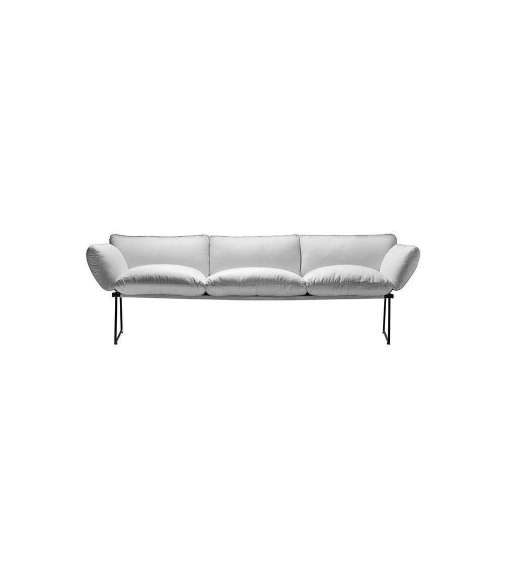 Sofa Driade Elisa outdoor 3 seats