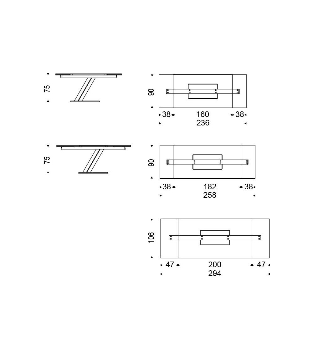 tavolo-cattelan-zeus-drive-scheda-tecnica