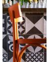 Sgabello in legno di faggio Colico Brera.ss
