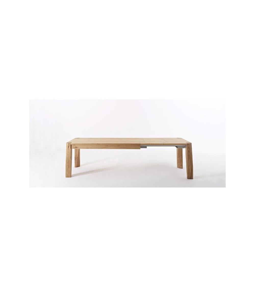 Tavolo in legno Colico Slash