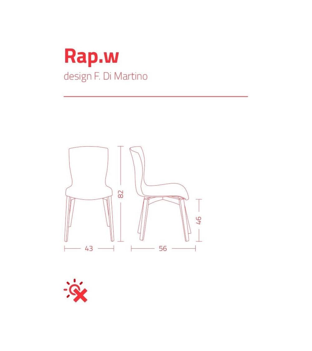 Silla Colico Rap W