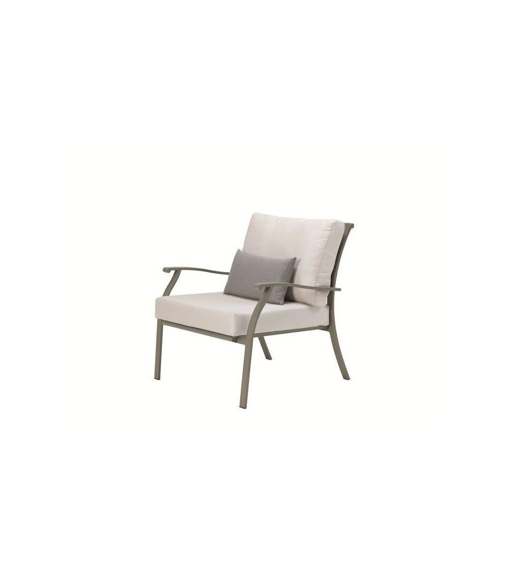 Armachair Lounge Ethimo Elisir