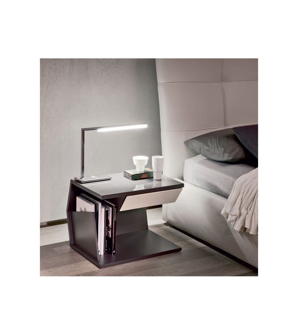 Bedside table Cattelan Italia Club