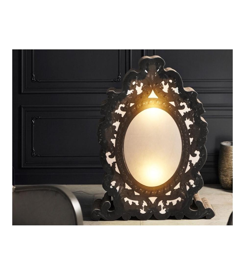 lámpara de pie Kubedesign Dorian