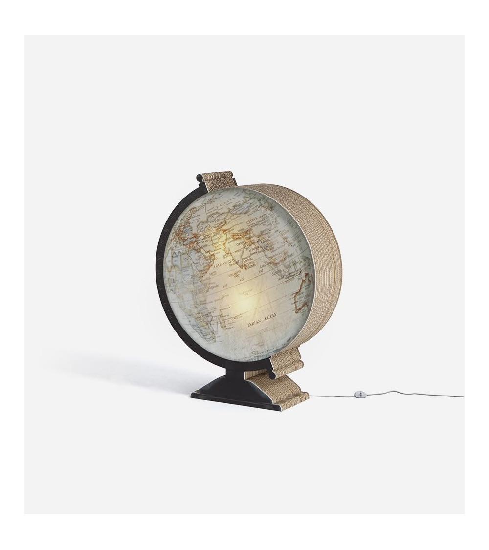 lampe de sol Kubedesign Mondo