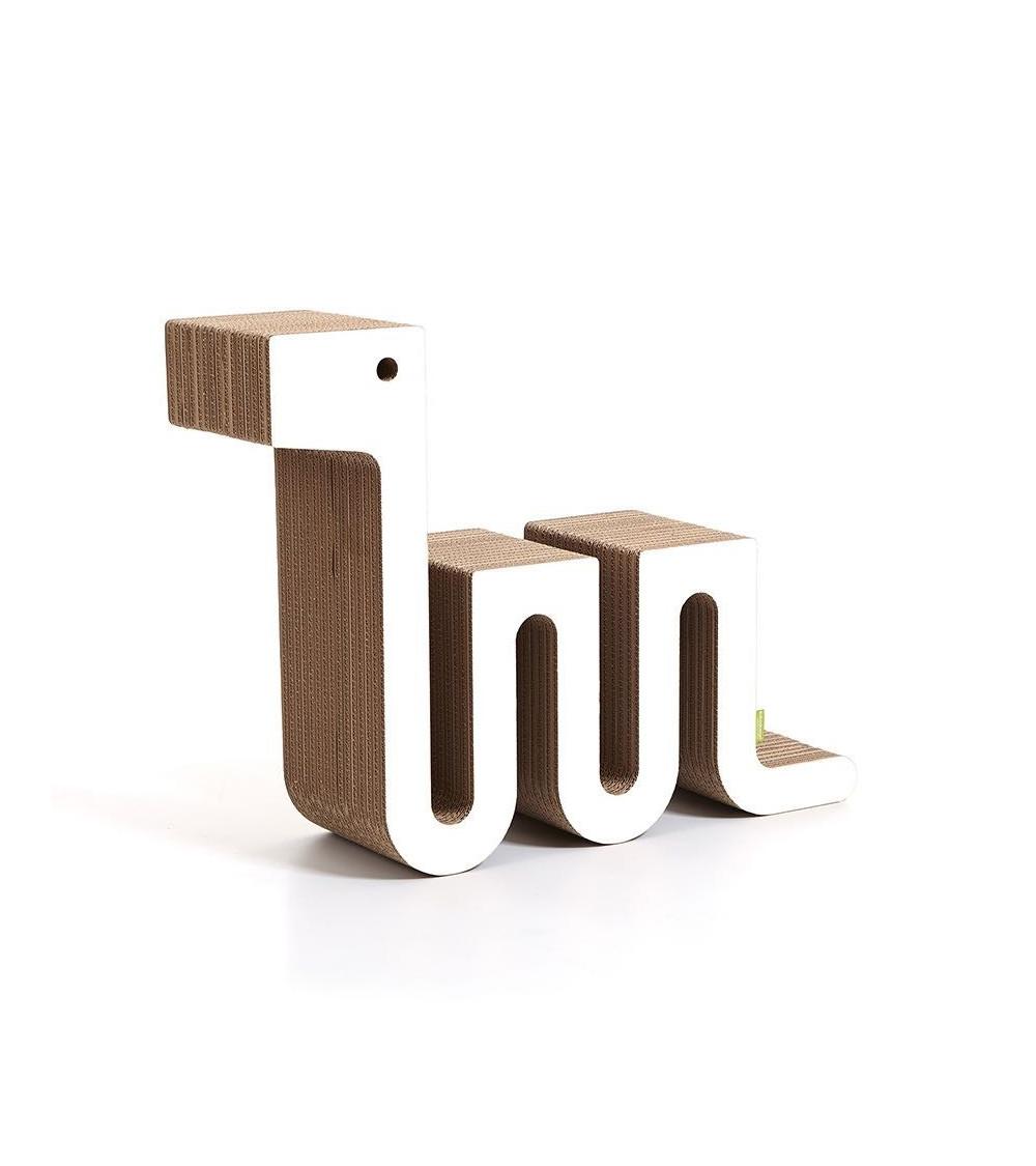 Tavolino bianco Kubedesign Nessy