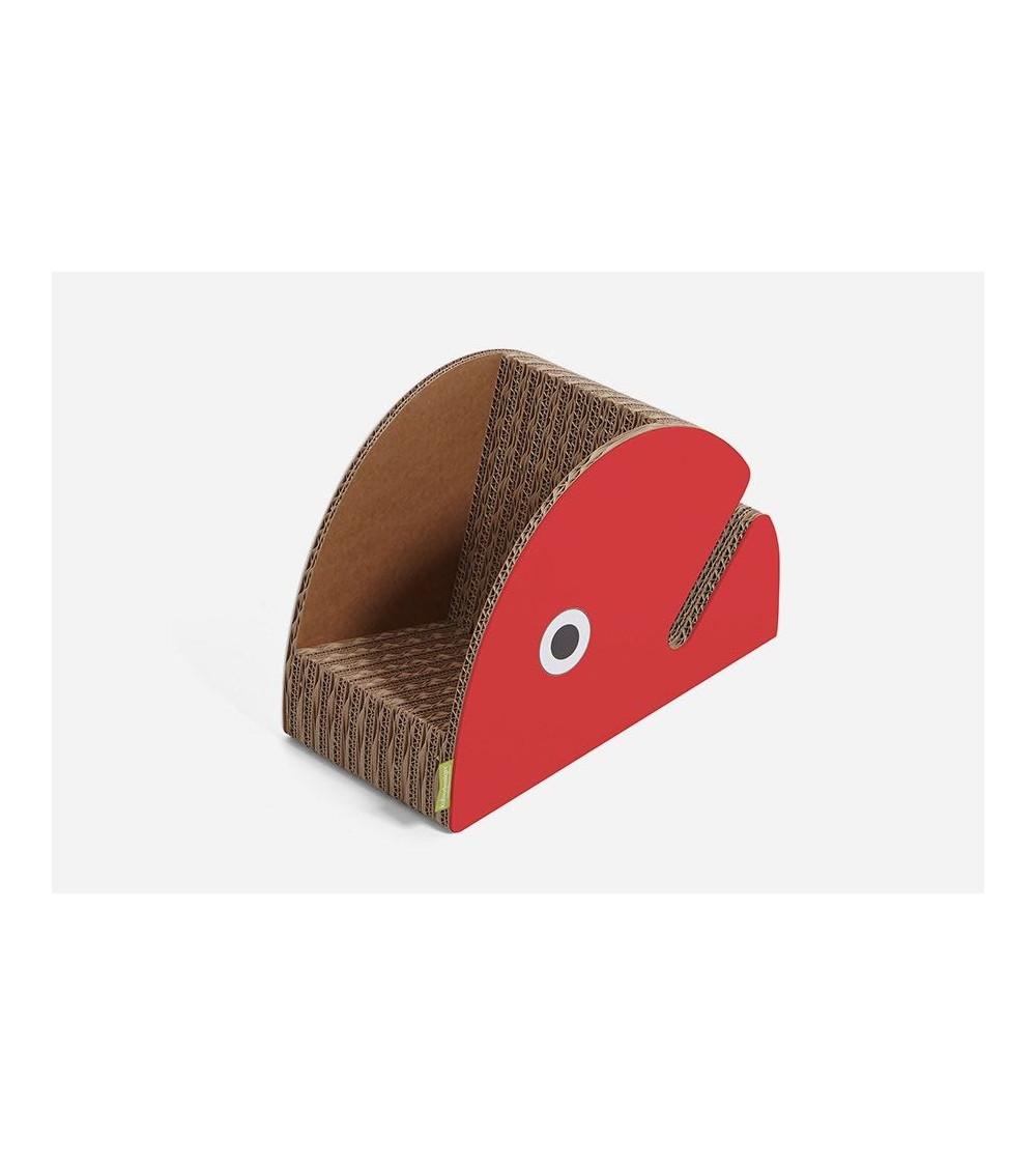 Portariviste rosso Kubedesign Fuor D'acqua