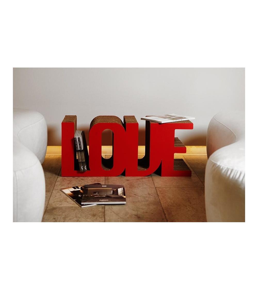 porte-revues Love Kubedesign