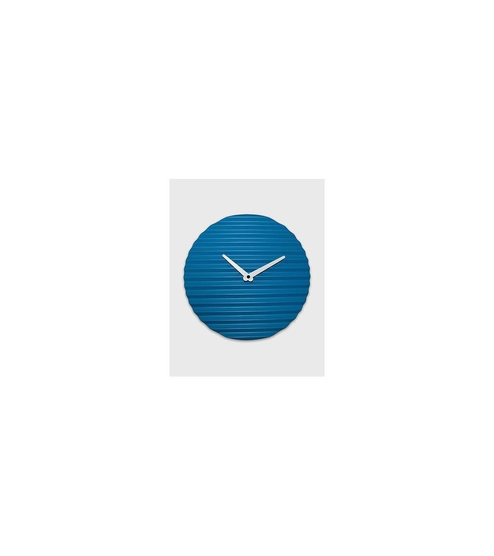 Orologio da parete Sabrina Fossi Wave Clock blue