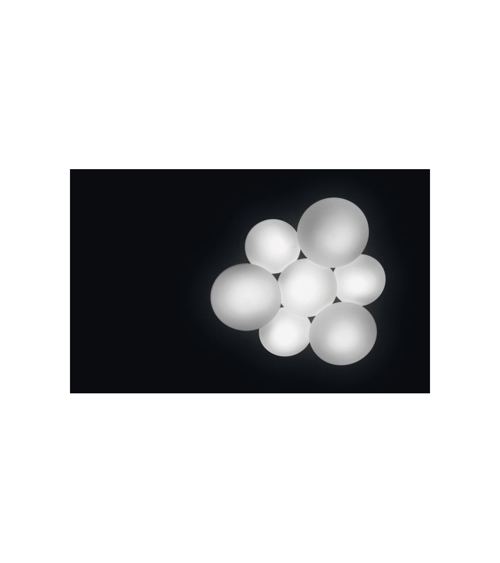 Lámpara de techo Vibia Puck Led