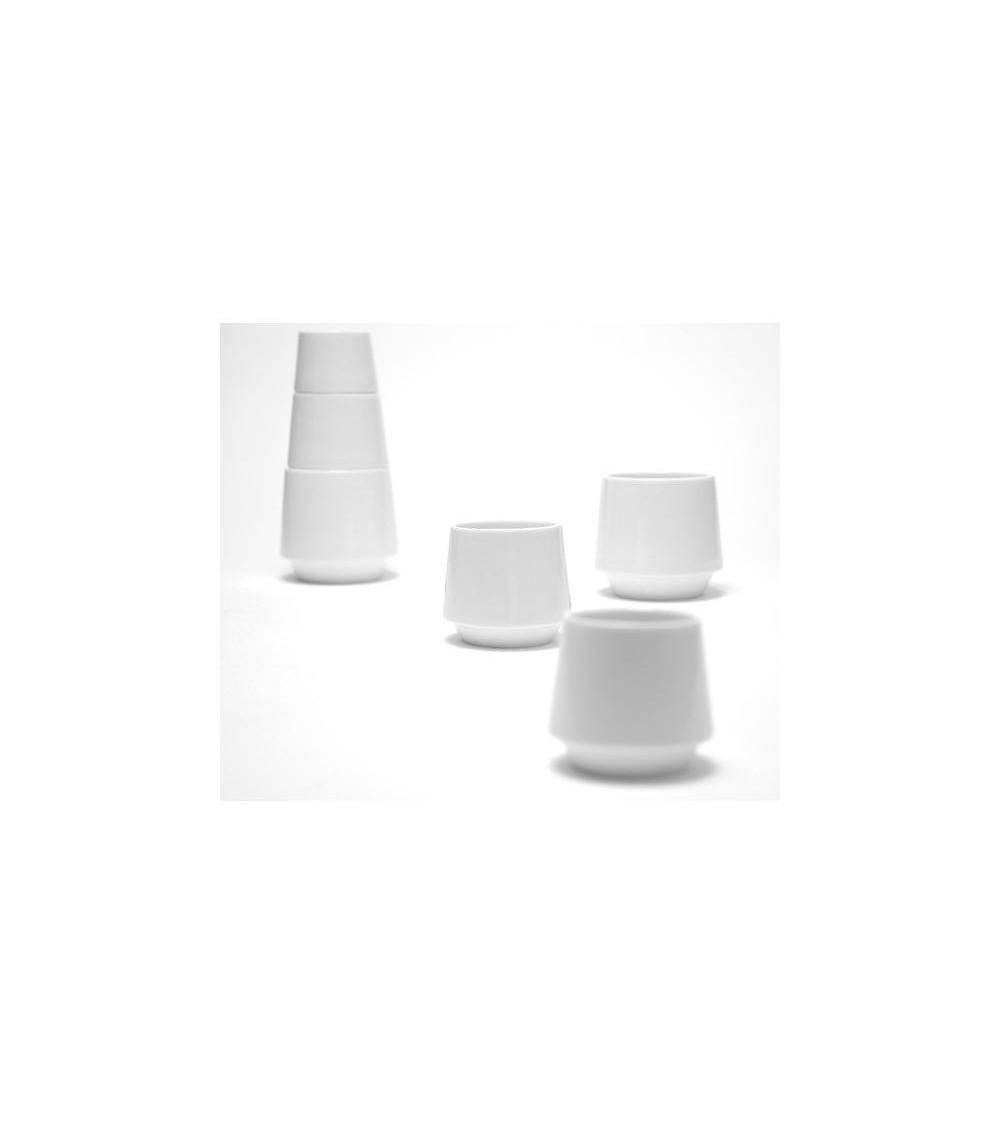 Set Porcelain cups Covo Habit