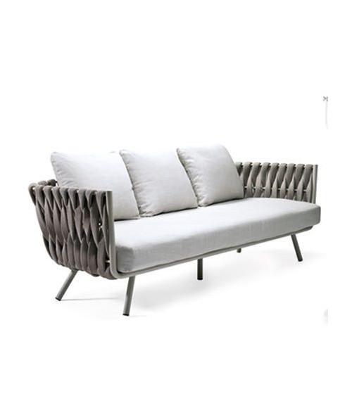 Sofa Tribù Tosca 233 cm