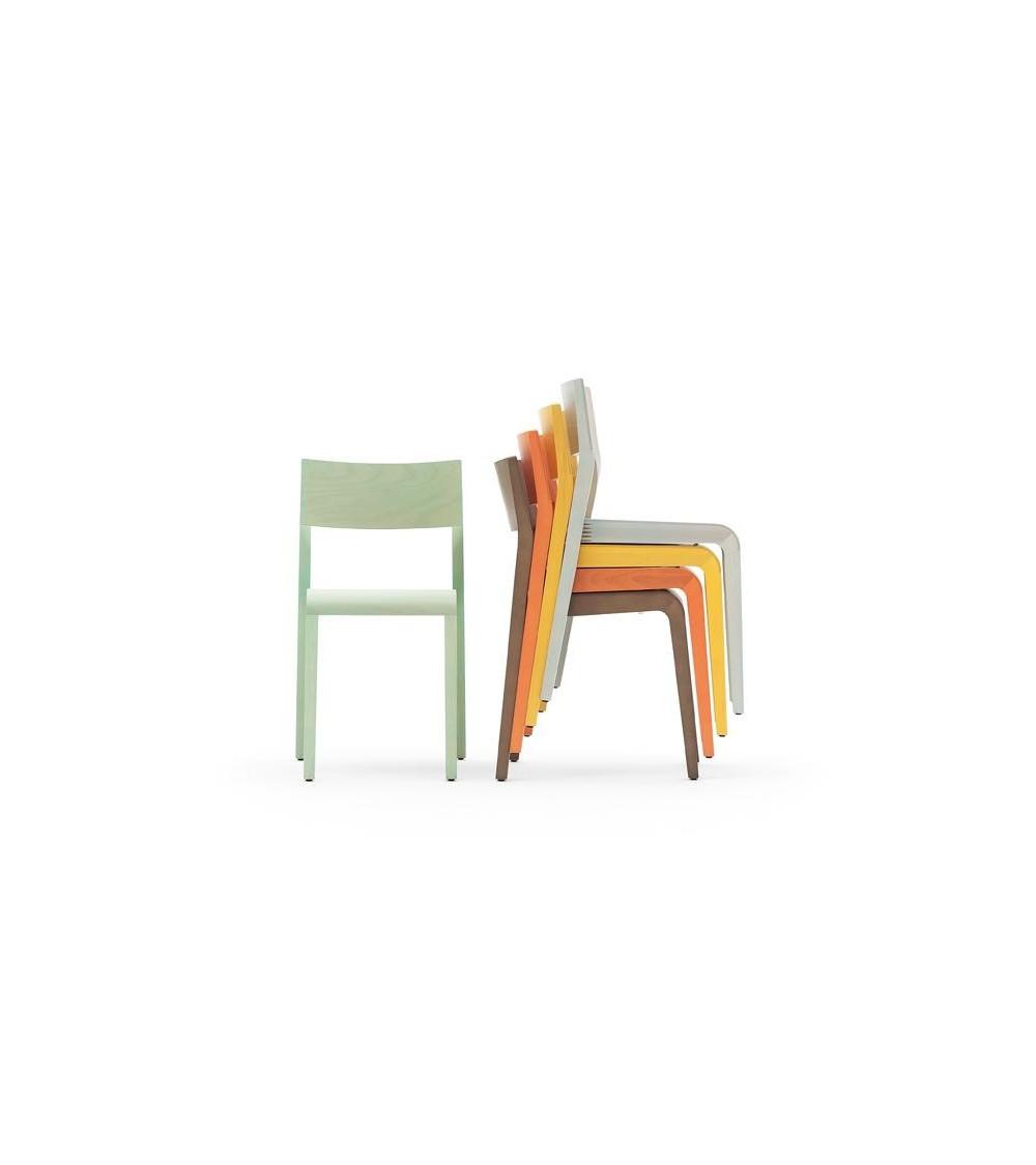 arredo sedia in legno alpha sculptures jeux