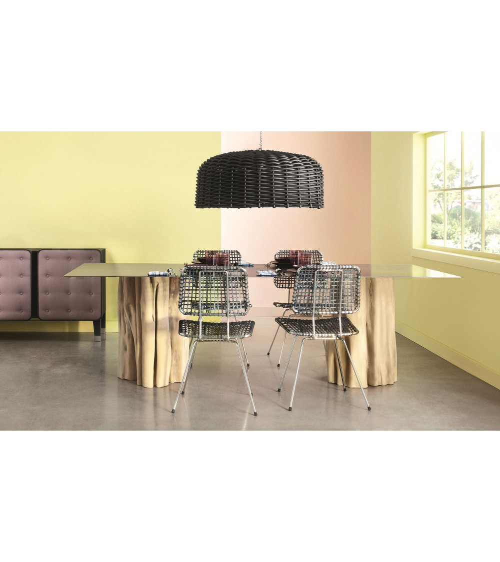 tavoli in legno brick 33 /34 gervasoni