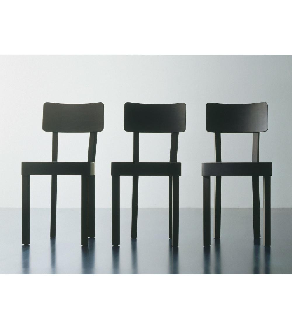 sedie design black 123 gervasoni