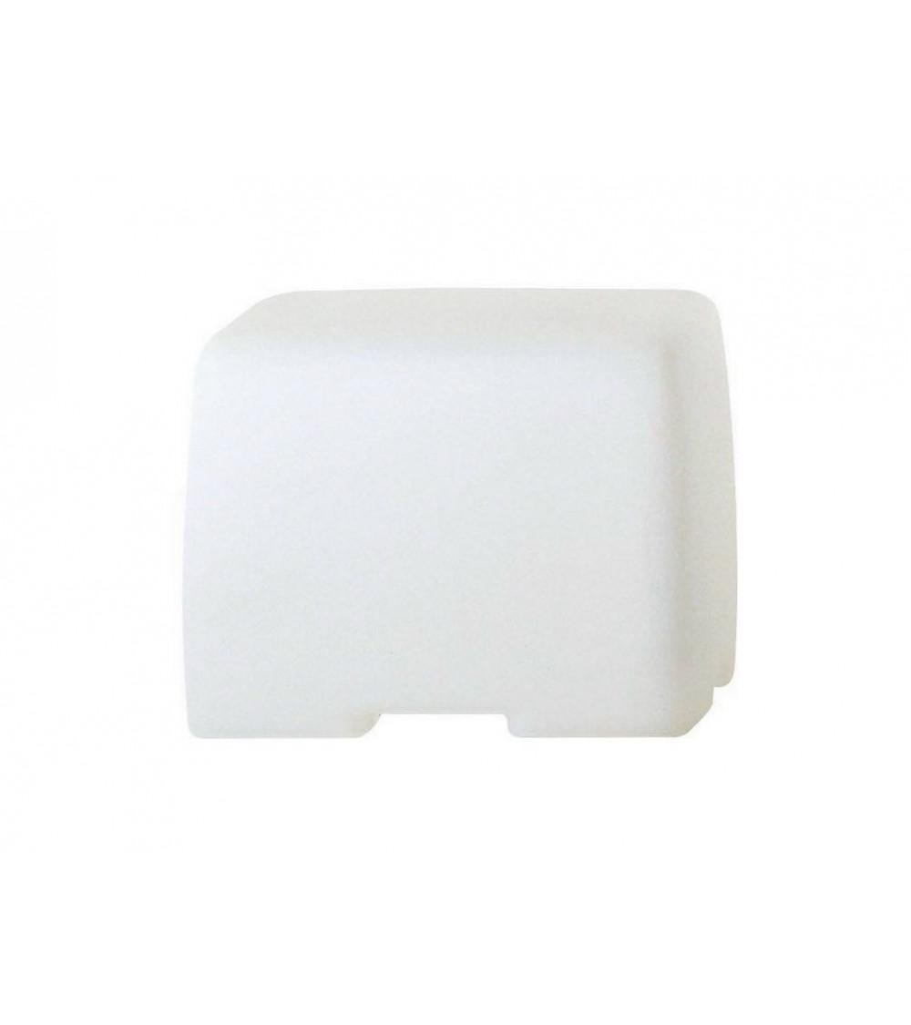 pouf in polietilene gervasoni inout 108