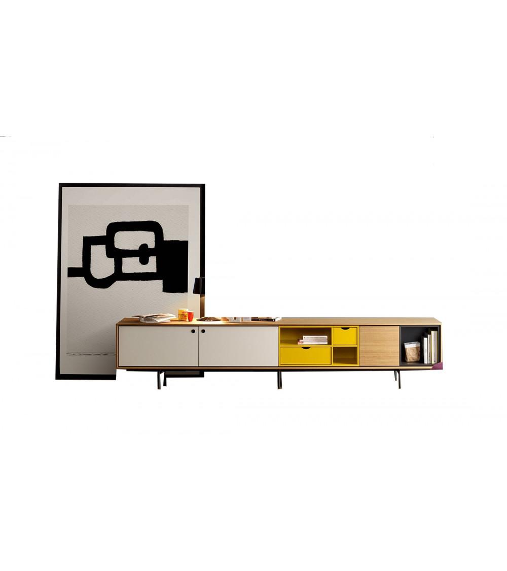Sideboard A2-2 Treku Collezione Aura