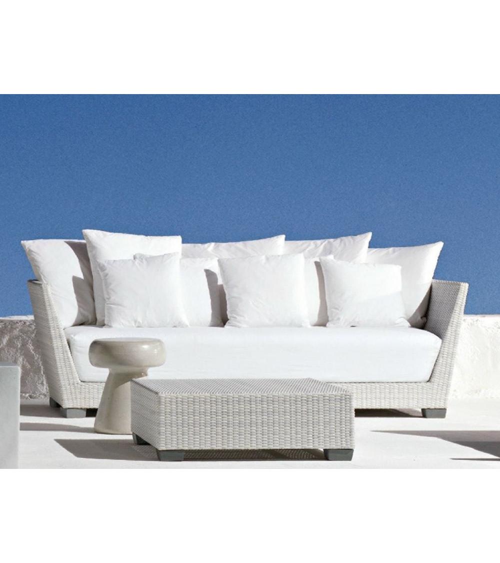 divano in alluminio inout 503 gervasoni