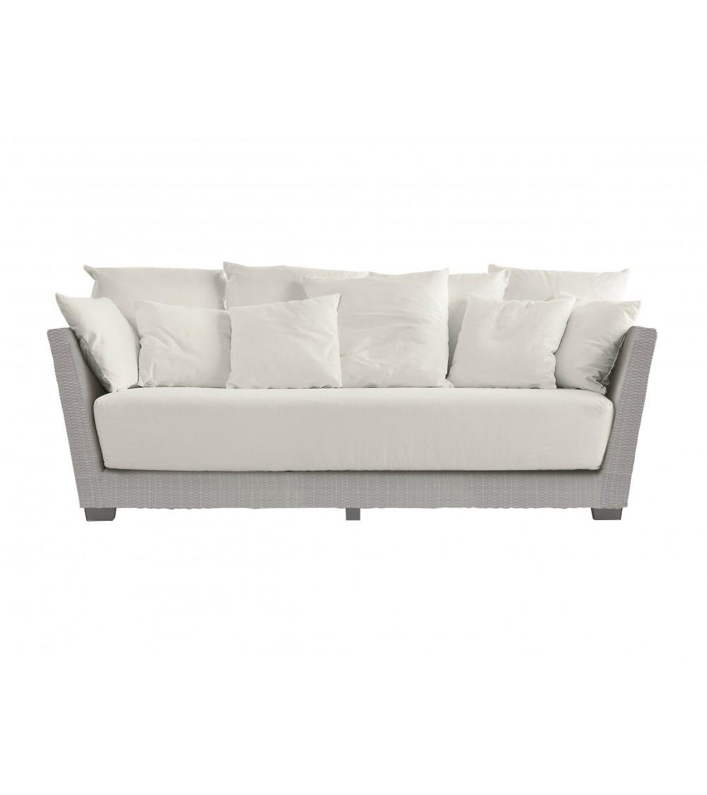 divano in alluminio gervasoni inout 503