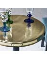 Coffee table  Gervasoni Brass