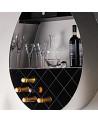 Regale/Wand-Flaschenhalter Cattelan DROP