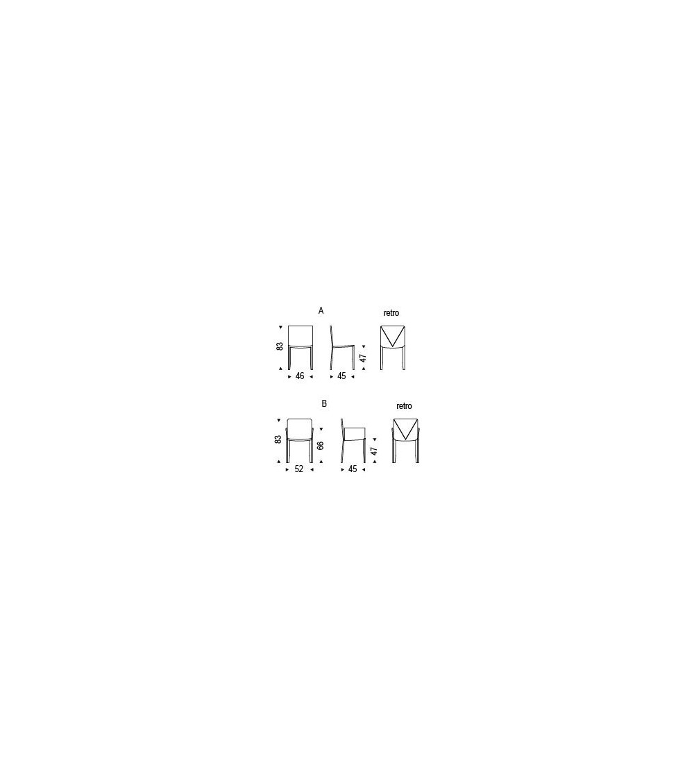 stuhl-cattelan-piuma